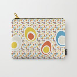 Vintage eggs Carry-All Pouch