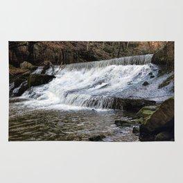 River Spodden falls Rug