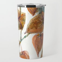 Physalis #2 Travel Mug