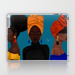 afrocentric Laptop & iPad Skin