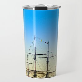 Sail Boston - Oliver Hazard Perry Travel Mug