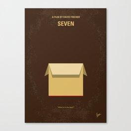 No233 My Seven mmp Canvas Print