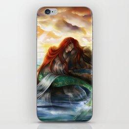 Sleeping Siren iPhone Skin