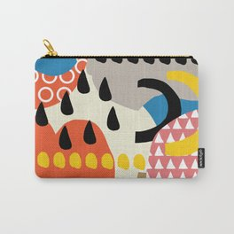 The sorcery of color n° 1 Carry-All Pouch