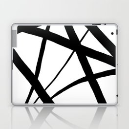 A Harmony of Lines and Shapes Laptop & iPad Skin