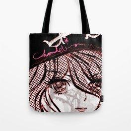 WILLARD/EYES Tote Bag