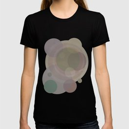 Circles Slate and Agate T-shirt
