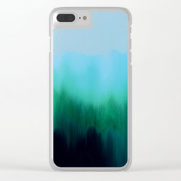 Endless or Forever Clear iPhone Case