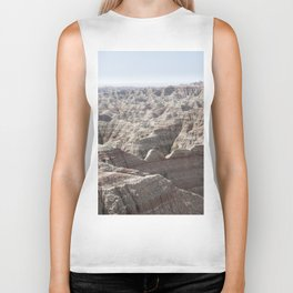 Fantastic Badlands Biker Tank