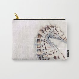 Seahorse Study Carry-All Pouch