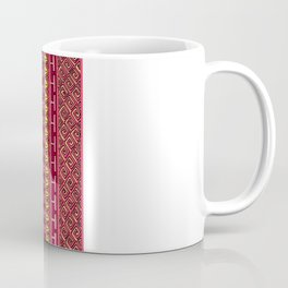 Yzor pattern 013 Summer Sunset Coffee Mug