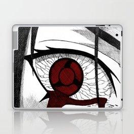 Itachi's mangekyou sharingan Laptop & iPad Skin