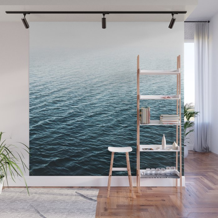 Water Photography Wall Mural