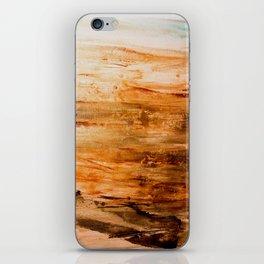 Patina Hint iPhone Skin