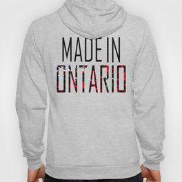 Made In Ontario Hoody