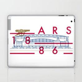 Emirates - Arsenal - Typoline Stadiums Laptop & iPad Skin