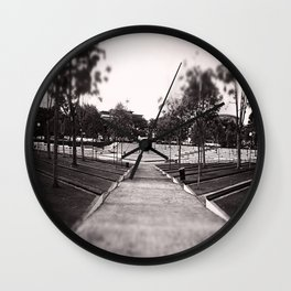 Umbrella Park Wall Clock
