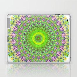 Snowflake #002 transparent Laptop & iPad Skin