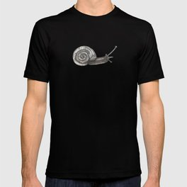 A snail named Benjamin T-shirt