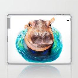 Curious Fiona Laptop & iPad Skin