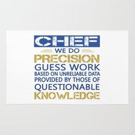 Chef Rug