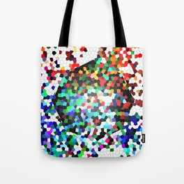 Colors explosion Tote Bag