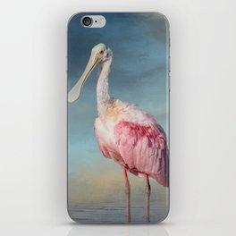 Call Me Rosy iPhone Skin