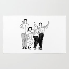 Seinfeld Rug