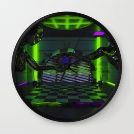 The Container Wall Clock