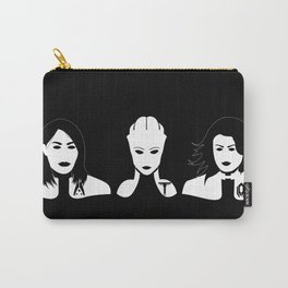 Mass Effect: The Lieutenant Commander, The Shadow Broker, and The Agent Carry-All Pouch