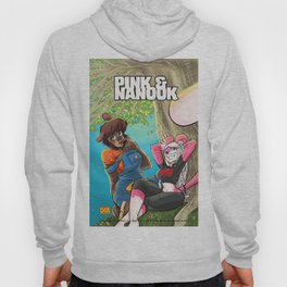 Pink & Nanook: Cover #1 Hoody