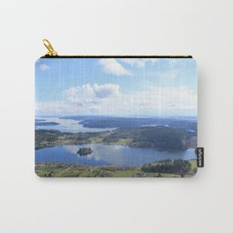 Pacific Northwest Fidalgo Island View Carry-All Pouch