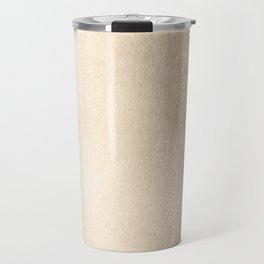 White Gold Sands Travel Mug