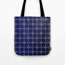 Geometric Astrology Tote Bag