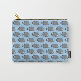 Piranhas pattern Carry-All Pouch