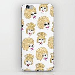 UNHhhh - Trixie and Katya iPhone Skin