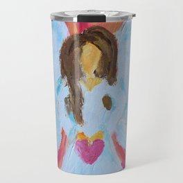 Angel Heart Travel Mug