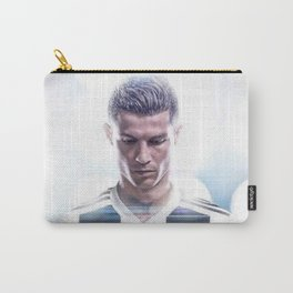 Cristiano Ronaldo To Juventus Carry-All Pouch