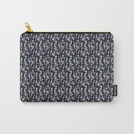 Penguins - black Carry-All Pouch