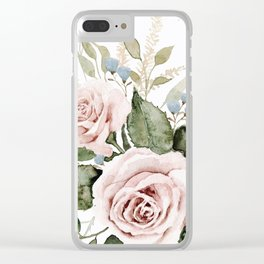 """He has made Everything beautiful in its time"" Clear iPhone Case"