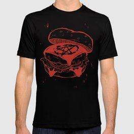 Beelzeburger in Heinz T-shirt