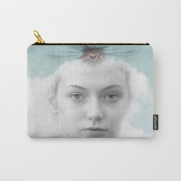 A girl who lived in a cloud Carry-All Pouch