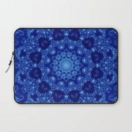 Ocean of Light Mandala Laptop Sleeve