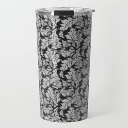 Autumn Leaves Pattern 2 Travel Mug