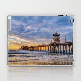 Unsettled Sunset Laptop & iPad Skin