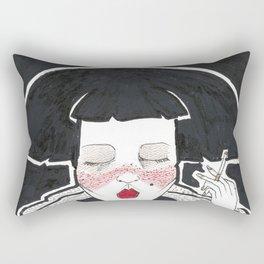 The dreamer Rectangular Pillow