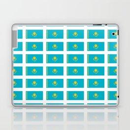 flag of Kazakhstan -Kazakhstan,Kazakh,Қазақстан,Казахстан,Kazakhstani,Astana. Laptop & iPad Skin