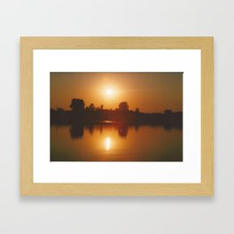 Generic Gold Framed Art Print