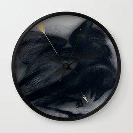 Death of insight Wall Clock