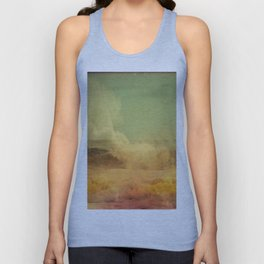 I dreamed a storm of colors Unisex Tank Top